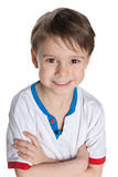 Cute little boy Stock Image