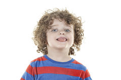 Cute Little Boy Stock Photos