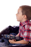 TV generation Royalty Free Stock Images