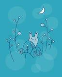 Cute little Bunny royalty free illustration