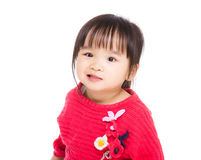Cute little child Royalty Free Stock Photography