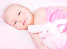 Cute little child Royalty Free Stock Photo