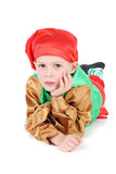 Cute little dwarf Royalty Free Stock Images