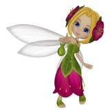 Cute little fairy Stock Photography