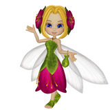 Cute little fairy Royalty Free Stock Photo