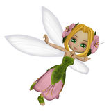 Cute little fairy Stock Images