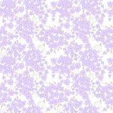 Cute little flowers seamless pattern Royalty Free Stock Photo