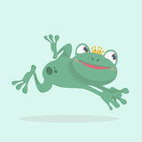 Cute little frog. Stock Images