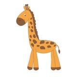 Cute little giraffe. Stock Image