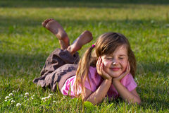Free Cute Little Girl Royalty Free Stock Photo - 11326505