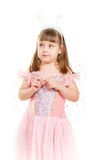 Cute Little Girl Stock Photography