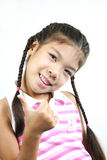 Cute little girl 31 Stock Photo