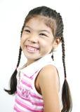 Cute little girl 54 Royalty Free Stock Photos