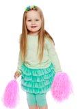 Cute little girl Stock Photography