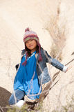 Cute little girl  portrait Royalty Free Stock Photo