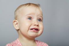 Cute little girl portrait Royalty Free Stock Image