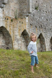 Cute little girl, posing Royalty Free Stock Images