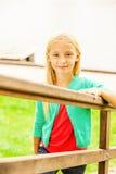 Cute little girl. Stock Photo
