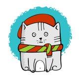 Cute Little Kitty Stock Photography