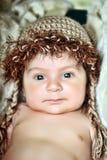 Cute little Newborn Baby boy Stock Photography