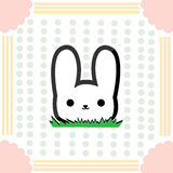 Cute little rabbit Royalty Free Stock Image