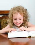 Cute little smiling girl Stock Image