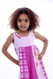 Cute Little South African Girl Stock Photography