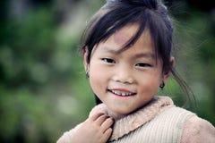Cute little Vietnamese girl Stock Images