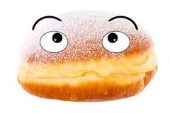 Cute looking Doughnut Stock Photo