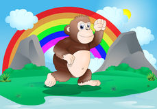 Cute monkey Royalty Free Stock Image