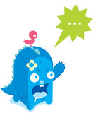 Cute Monster Stock Photography