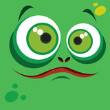 Cute Monster Avatar Royalty Free Stock Photo