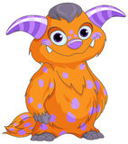 Cute monster Royalty Free Stock Image