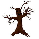 Cute Monster Tree Royalty Free Stock Photos