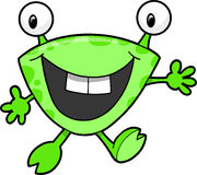 Cute Monster Vector Royalty Free Stock Image