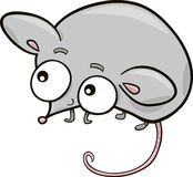 Cute mouse Stock Image