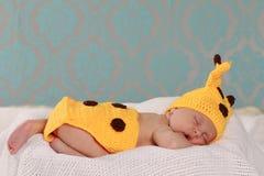 Cute new born boy Stock Photo