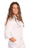 Cute nurse portrait Royalty Free Stock Photos
