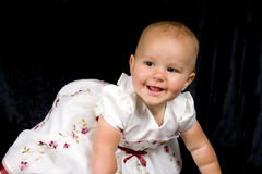 Cute One Year Old Stock Photos