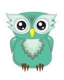 Cute owl Stock Image