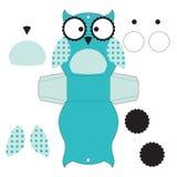 Cute owl Stock Photo