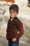 Cute Pakistani boy in Northern Pakistan Stock Photos