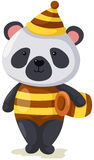 Cute panda Royalty Free Stock Photography