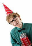 Cute party boy Stock Photography