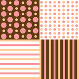 Cute Pattern Royalty Free Stock Images