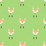 Cute pattern Stock Images