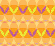 Cute pattern. Seamless Background, Chic and Cool royalty free illustration