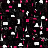 Cute pattern. vector illustration Royalty Free Stock Photography