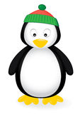 Cute Penguin. Vector illustration of a cute penguin Stock Photography