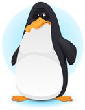 Cute Penguin Character Royalty Free Stock Photography